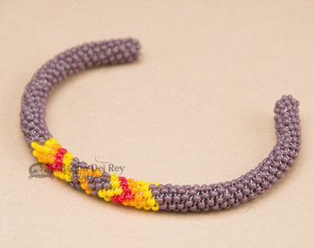 Native American Beaded Bracelet - Sioux
