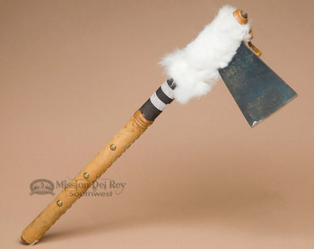 Native American Metal Blade Tomahawk