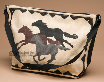 Western Style Purse -3 Horses
