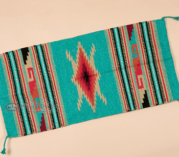 Southwestern Style Area Throw Rug
