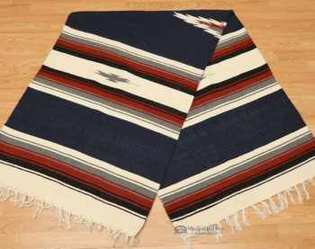 Woven Southwest Diamond Style Blanket 5x7