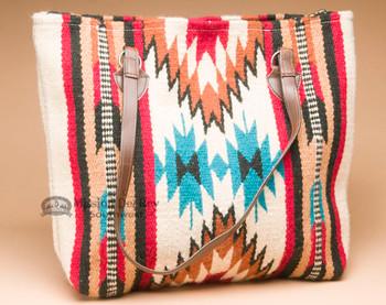 Wool Rug Southwestern Purse