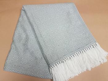 Fine Woven Alpaca Blanket