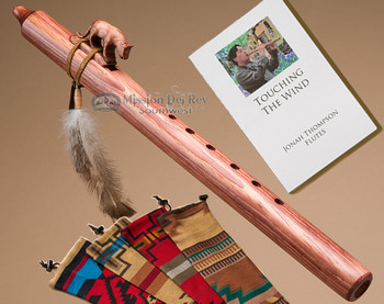 Native American Flute Walnut Mt. Lion