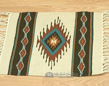 Southwestern Wool Placemat - Laguna