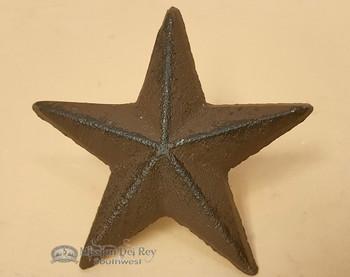 Rustic Metal Art Decorative Nails - Texas Star