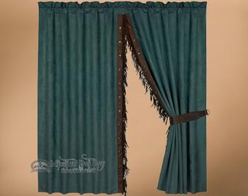 Del Rio Western Curtain Set