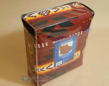 2 pc. Maroon Sheet Set -Queen