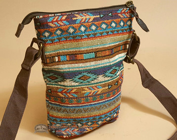 Southwestern Crossbody Bag - Multicolor