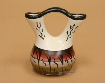 Small Navajo Wedding Vase