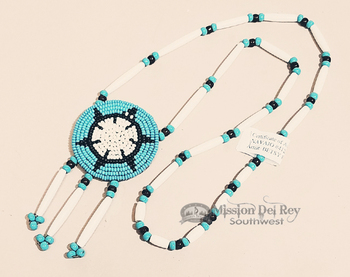 Navajo Beaded Necklace