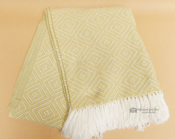 Fine Weave Alpaca Blanket