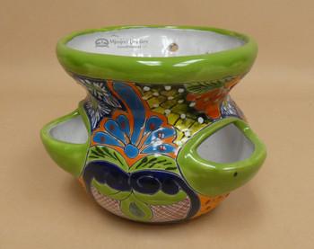 Hand Painted Talavera Planter Pot