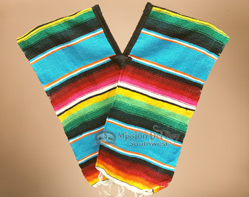 Child Size Mexican Serape Poncho