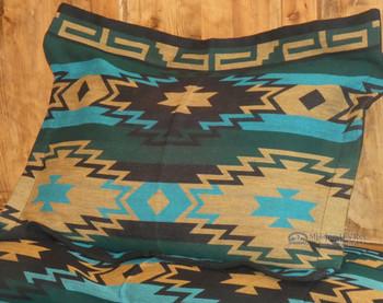 Navajo Pillow Sham -Matches Navajo Pattern Bedspread