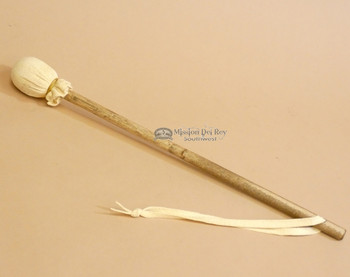 Native American Deerskin Drum Beater