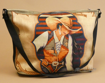 Western Art Cowgirl Purse -Cassidy