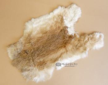 Ginger Rabbit Fur