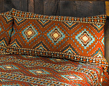 Pillow Sham -Matches Becenti Bedspread