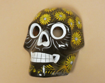 Southwestern Day of the Dead Wall Skull