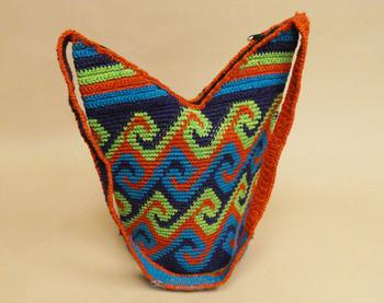 Crocheted Everyday Guatemalan Purse (cp6)
