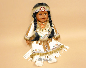 Designer Indian Collector Doll