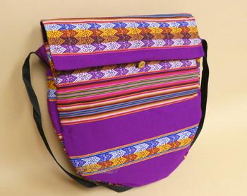"Woven Drum Bag 16"""