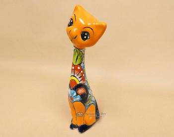 Ceramic Talavera Cat