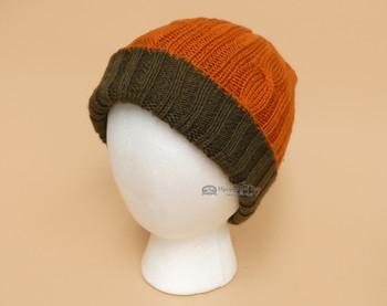 Rustic Alpaca Knit Beanie