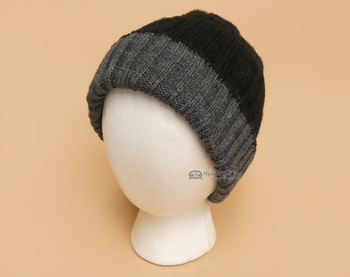 Genuine Alpaca Knit Beanie