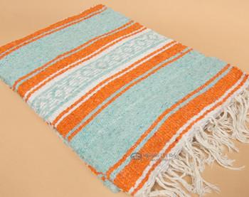 Woven Mexican Falsa Blanket - Nayarit