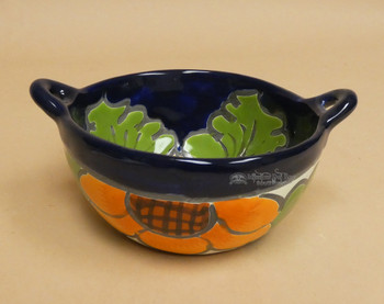 Hand Painted Mexican Talavera Salas Bowl