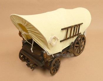 Hand Crafted Western Wagon