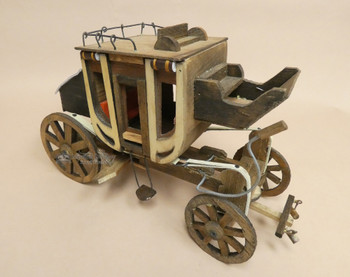 Wooden Stage Coach Accent