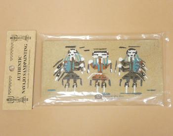 Native American Sand Painting - Yei