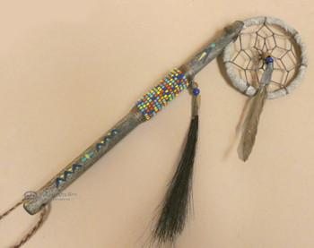 Native American Dreamcatcher Spirit Stick