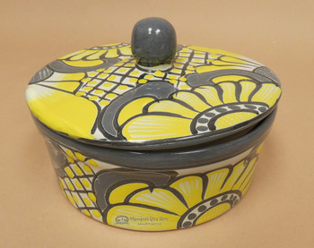 Mexican Talavera Tortilla Warmer