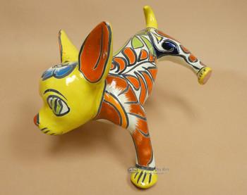 Hand Painted Talavera Chihuahua