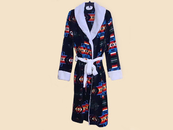 Luxury Spa Southwestern Robe