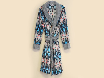 Luxurious Southwestern Style Bathrobe