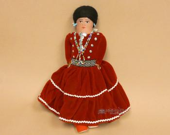 Handmade Navajo Indian Doll