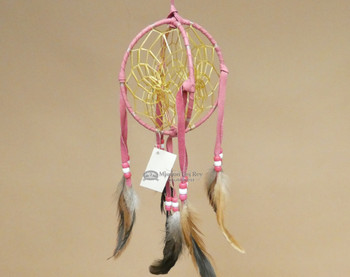 Hand Woven 3D Native American Dreamcatcher