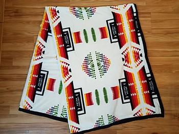 "Over Size Plush Throw -Full Size Blanket 60""x80"""