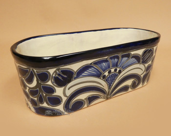 Mexican Talavera Planter