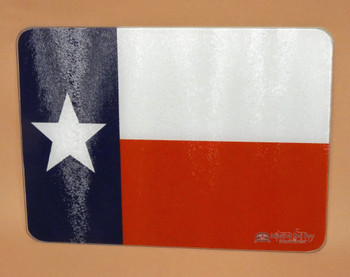 Tempered Glass Cutting Board - Texas