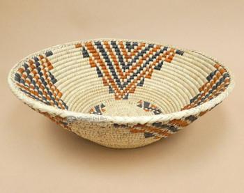 Large Handwoven Native Basket