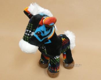 Southwestern Stuffed Horse