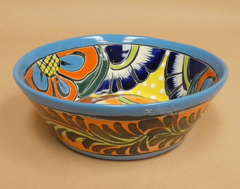 Southwestern Talavera Bowl