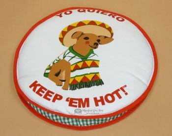 Southwestern Tortilla Warmer - Chihuahua