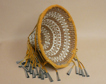 Native American Apache Burden Basket